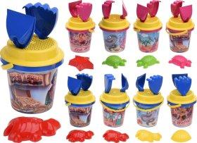 Smėlio žaislų rinkinys 5 vnt.