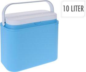 Šaltkrepšis, 10 l., 33 x 20 x 25,5 cm., plastikas, mėlynas