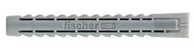 Prailginti kaiščiai be bortelio FISCHER SX, 6 x 50 mm, 100 vnt.