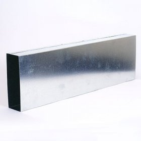Ventiliacijos vamzdis, 5V15-50, 50 cm, cinkuotas