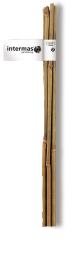 Bambukinė atrama 3 vnt., aukštis 120 cm.