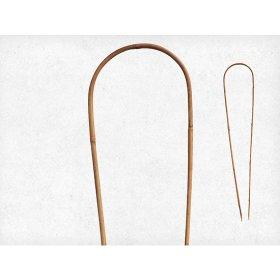 Bambukinė atrama, arkos formos, aukštis 200 cm.