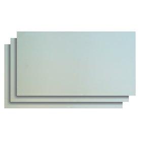 Gipso kartono plokštė GKPI Q Impregnuota, atspari vandeniui, matmenys 1200 x 2000 x 12,5 mm, 1 vnt - 2,4  m2