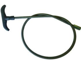 Komplektas S.A.E, katilo valymo, lankstus, 1000mm, 230/1000