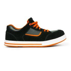 Darbo batai HERVIN PROTECTION KB002, S1P, 42 dydis, verstos odos, be auliuko su kevlaro pirštų ir pado apsauga