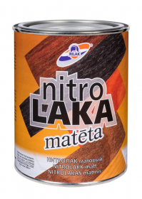 Matinis nitro lakas RILAK 0,9 l