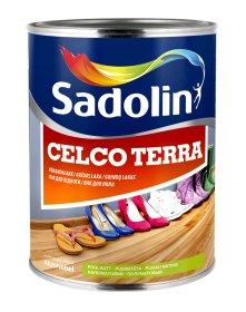 Medinių grindų lakas SADOLIN CELCO TERRA 90, 2,5 l