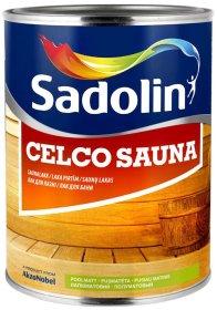 Pirties lakas SADOLIN CELCO SAUNA, 1 l
