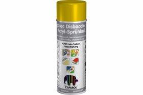 Aerozoliniai dažai CAPAROL RAL 1018, 400 ml, šilko matiniai, cinko geltonumo