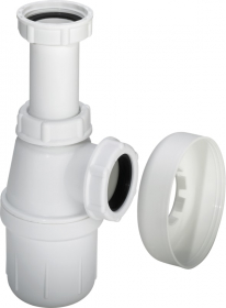 Sifonas praustuvui VIEGA  plastikinis, be vamzdžo, be ventilio, kilmės šalis Vokietija