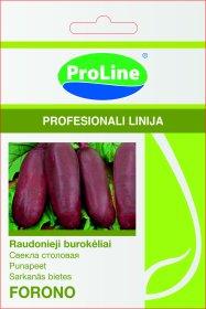 Sėklos daržovių, burokėliai PROLINE FORONO