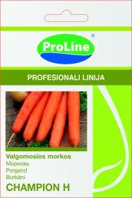 Sėklos daržovių, morkos PROLINE CHAMPION H