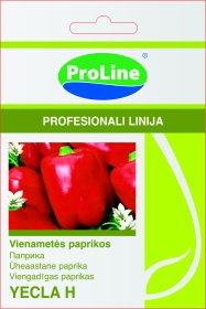Sėklos daržovių, paprika PROLINE YECLA H