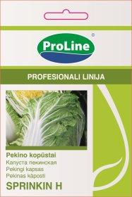 Sėklos daržovių, pekino kopūstai PROLINE SPRINKIN H