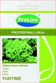 Sėklos daržovių, salotos PROLINE FUNTIME