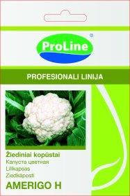 Sėklos daržovių, žiediniai kopūstai PROLINE AMERIGON H