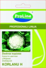 Sėklos daržovių, žiediniai kopūstai PROLINE KORLANU H