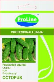 Sėklos daržovių, agurkai PROLINE OCTOPUS
