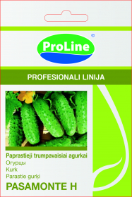 Sėklos daržovių, agurkai PROLINE PASAMONTE F1