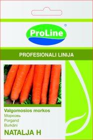 Sėklos daržovių, morkos PROLINE NATALIJA F1