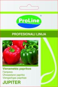 Sėklos daržovių, paprika PROLINE JUPITER F1
