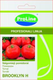Sėklos daržovių, pomidorai PROLINE BROOKLIN F1