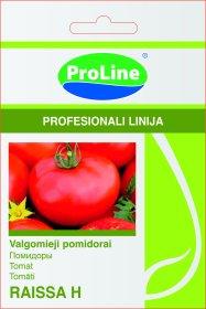 Sėklos daržovių, pomidorai PROLINE RAISSA F1
