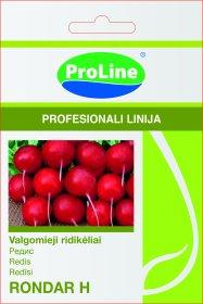 Sėklos daržovių, ridikėliai PROLINE RONDAR F1