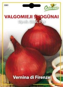 Sėklos, valgomieji svogūnai HORTUS VERNINA DI FIRENZE