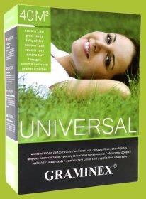 Žolių sėklų mišinys GRAMINEX UNIVERSAL (04-10), 4 kg.