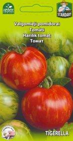 Sėklos daržovių, pomidorai  Tigerella 85570, 3 g.