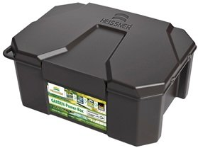 Dėžė elektros jungtims atspari vandeniui, HEISSNER POWERBOX
