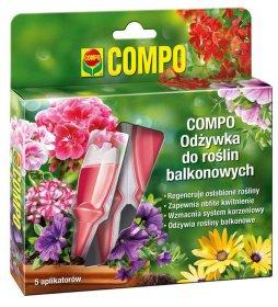 Trąšos balkoninėms gėlėms COMPO