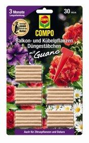 Trąšos žydintiems augalams COMPO
