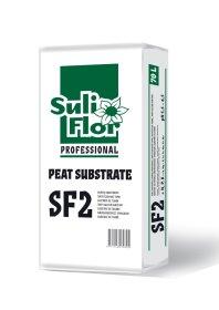 Universalus durpių substratas SULIFLOR SF2