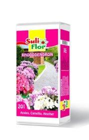 Durpių substratas, rododendrams ir azalijoms SULIFLOR SULIFLOR