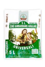 Universali kompostinė žemė   5 l.