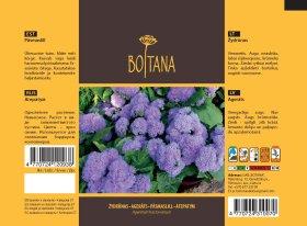 Sėklos gėlių, Žydrūnas AGERATUM houstonianum Blue Mink
