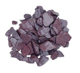 Skalūno skalda violetinis akmens mulčas Plum stone mulch