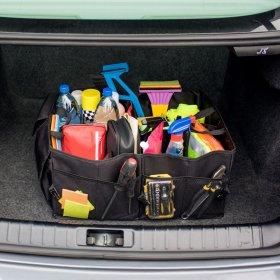 Automobilio sedynės daikų krepšys, 53x27x37 cm