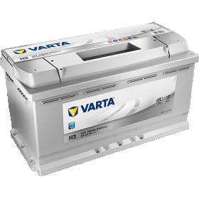 Akumuliatorius VARTA Silver dynamic