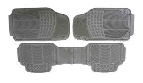 Kilimėliai automobiliui guminiai minivenams 23-1210PG Minivenams pilki