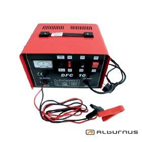 Akumuliatoriaus įkroviklis  DFC-10, 6-12V, 10 A 1 m. garantija,