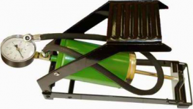Pompa, kojinė ALBURNUS Vieno cilindro