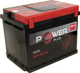 Akumuliatorius POWER PLUS PWP55