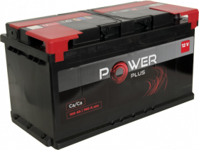 Akumuliatorius POWER PLUS PWP100