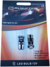 Lemputės ALBURNUS t10 1SMD, AL50338