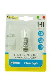 Automobilinė lemputė BOTTARI HALOGEN BULB H1 12V 55W