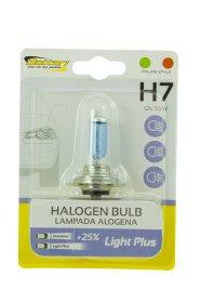 Automobilinė lemputė BOTTARI HALOGEN BULB H7 12V 55W B2 LIGHT PLUS