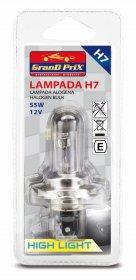 Automobilinė lemputė GRAND PRIX HALOGEN BULB H7 12V 55W